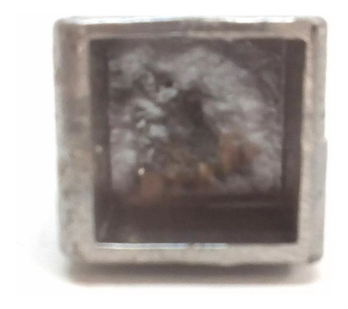 ponta de lança para metalon 20x20mm - 190 unidades