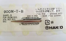 ponta de solda 900m-t-b original hakko fx-888/936 0,5mm