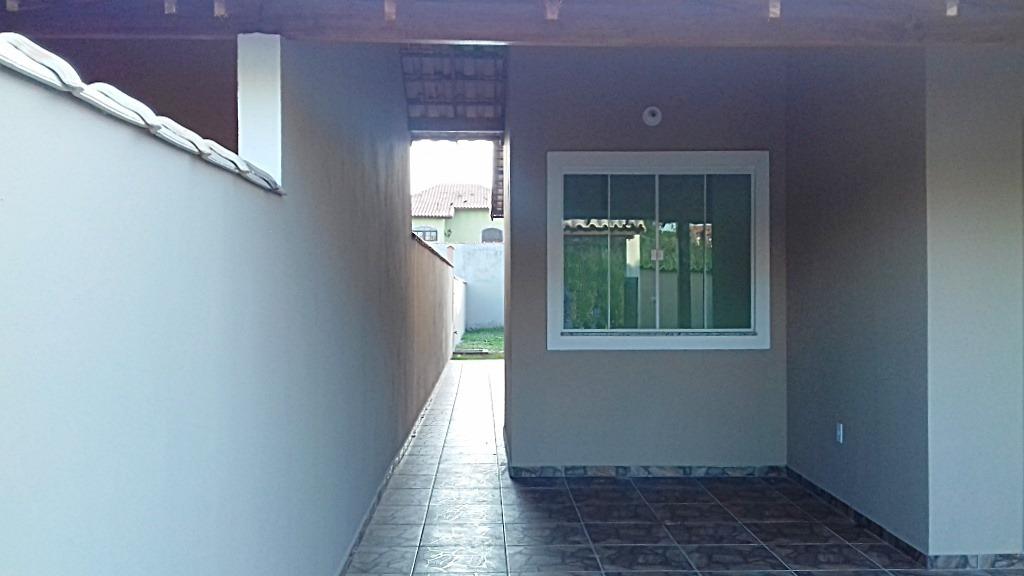 ponta negra-maricá,casa 2 qtos(sendo 1 suíte)perto da praia.