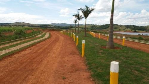 pontal da amoras - lotes a partir de 700 m² campos gerais mg