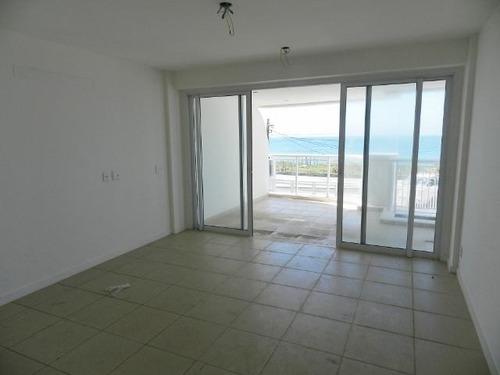 pontal da areia - recreio - apartamento de 2 quartos suítes