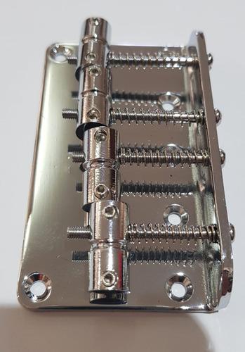 ponte para contra baixo strinberg 4 cordas bb019 cr 19mm