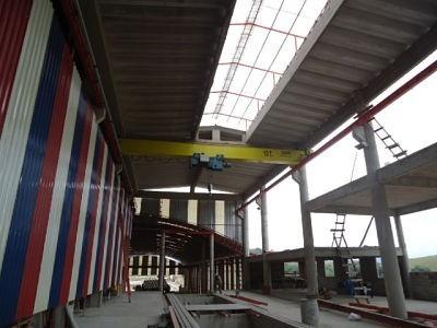 ponte rolante de 7 toneladas 1t 3t 5t 10t 15t talha portico