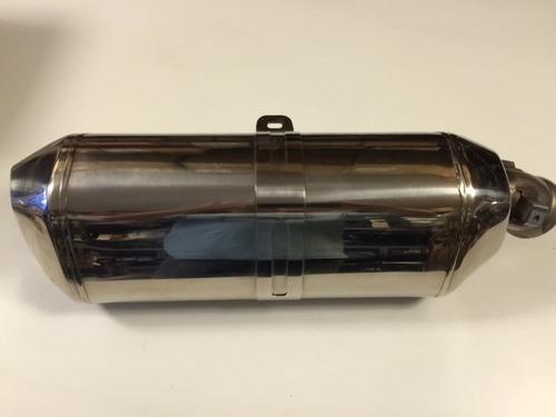 ponteira de escape original bmw k1300s modelo 18127713437