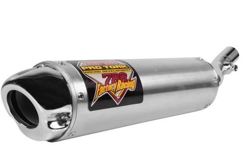 ponteira/ escape pro tork 788 alumínio | honda cb 300r c-abs