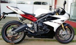 ponteira firetong willy made triumph daytona 675r speed