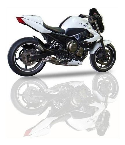 ponteira xj6 ixil l3x full bombachini motos