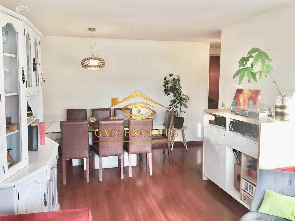pontevedra con colon, departamento 3 dormitorios 2 baños, cocina full equipada, en un gran sector de las condes
