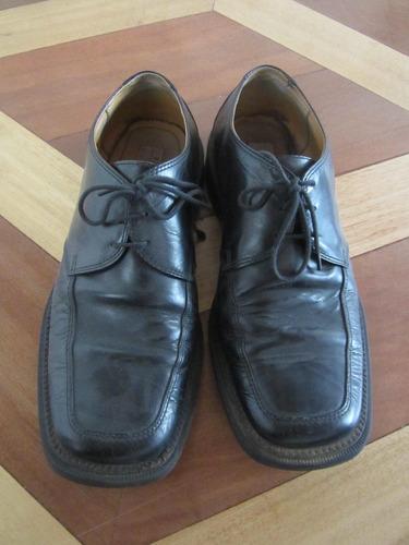 ponti - zapatos de cuero chico