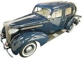 pontiac 1936