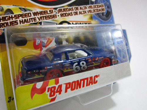 pontiac escala 1/64 coleccion hot wheels mattel 2011  a3