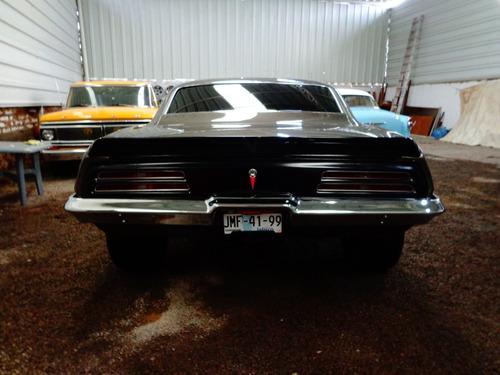 pontiac firebird 1969 - unico en mexico
