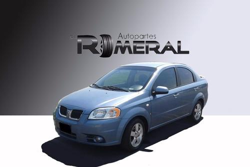 pontiac g3 2007 autopartes piezas partes refacciones romeral