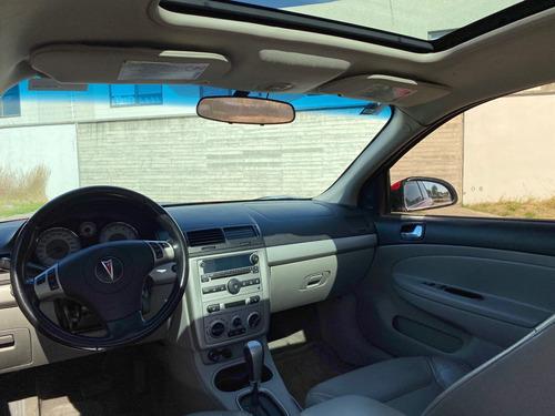 pontiac g5 2008 automático de súper lujo piel rines