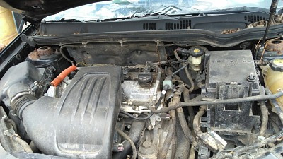 pontiac g5 2009 solo por partes