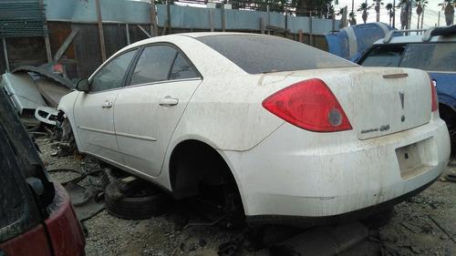 pontiac g6 2007 atm 4 cil venta de partes