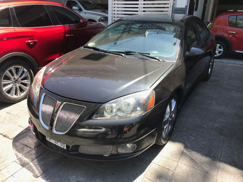 pontiac g6 s gxp easytronic piel ba cd 252 hp negro 2009