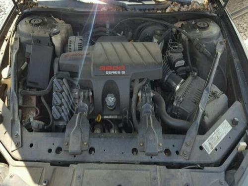 pontiac grand prix 1997-2003 manija de exterior