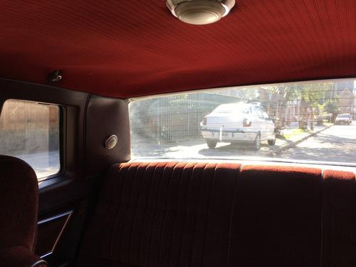 pontiac grand prix v6 automatico * unico * 1979