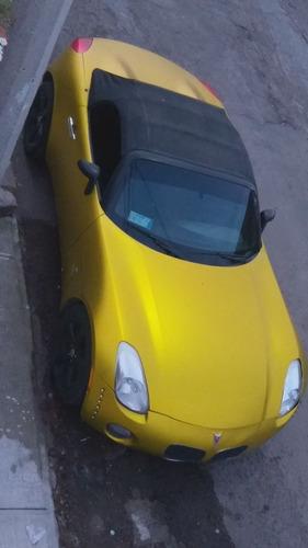pontiac solstice f 5vel convertible mt 2007