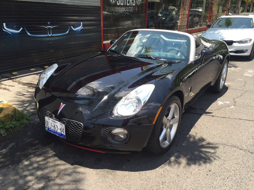 pontiac soltice gxp 2009 turbo impecable