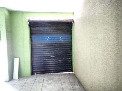 ponto comercial 38m² - banheiro, copa, sala