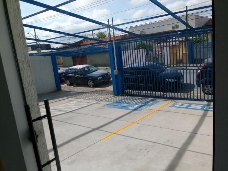 ponto comercial a locação em mogi das cruzes, jardim ponte grande, 2 banheiros, 4 vagas - pc100