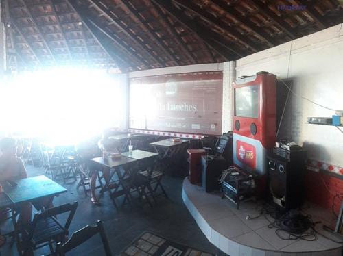 ponto comercial a venda no bairro gaivota em itanhaém - sp.  - 1448-1