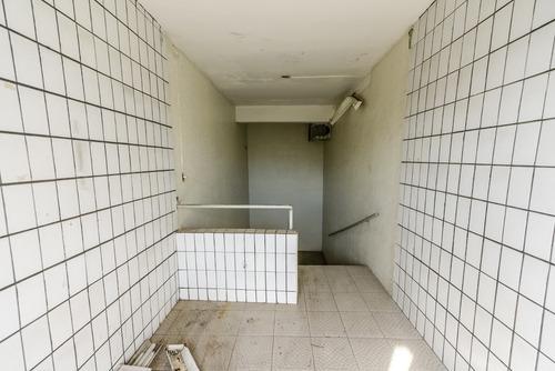 ponto comercial avenida bezerra de menezes, salas, banheiros