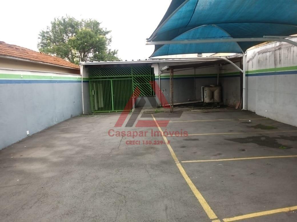 ponto comercial b. nova gerty 300m² - ideal para estacionamento - 2697