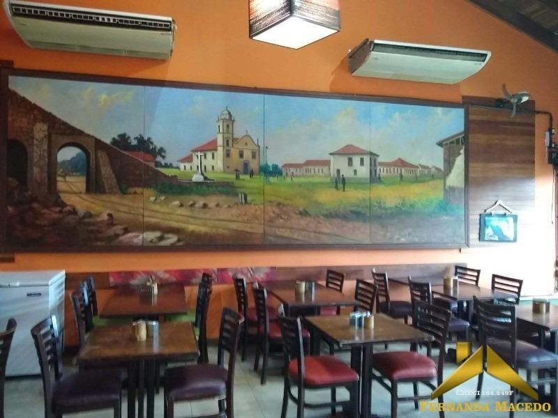 ponto comercial - bar e restaurante montado no centro da cidade - pt00001 - 34094864