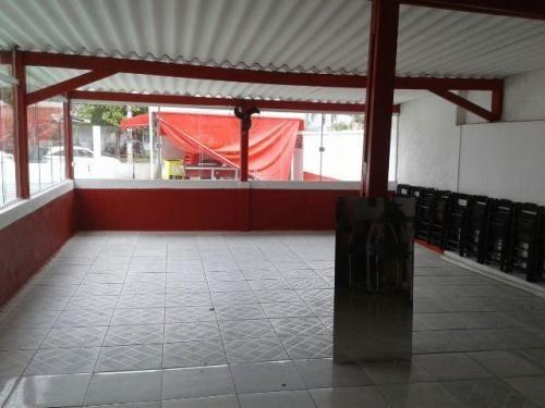 ponto comercial com 250m² total 2206rafa