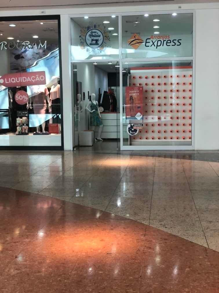 ponto comercial l2 do shopping palladium curitiba