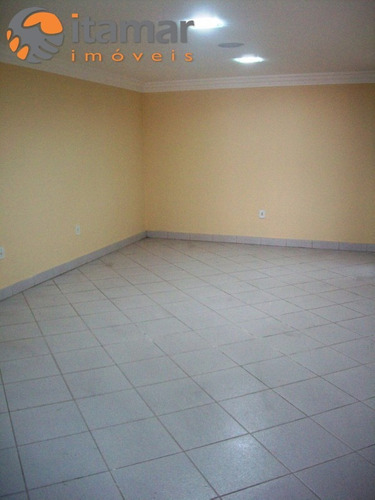 ponto comercial no centro de guarapari é com as imobiliárias itamar imóveis. - pt00029 - 4259216