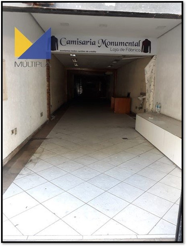ponto comercial para alugar no bairro centro em guarulhos - - 586-2