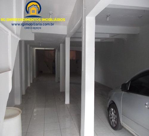 ponto comercial para alugar no bairro vila maricy em - l026-2