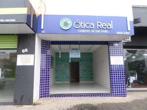 ponto comercial para alugar vargem grande paulista/sp