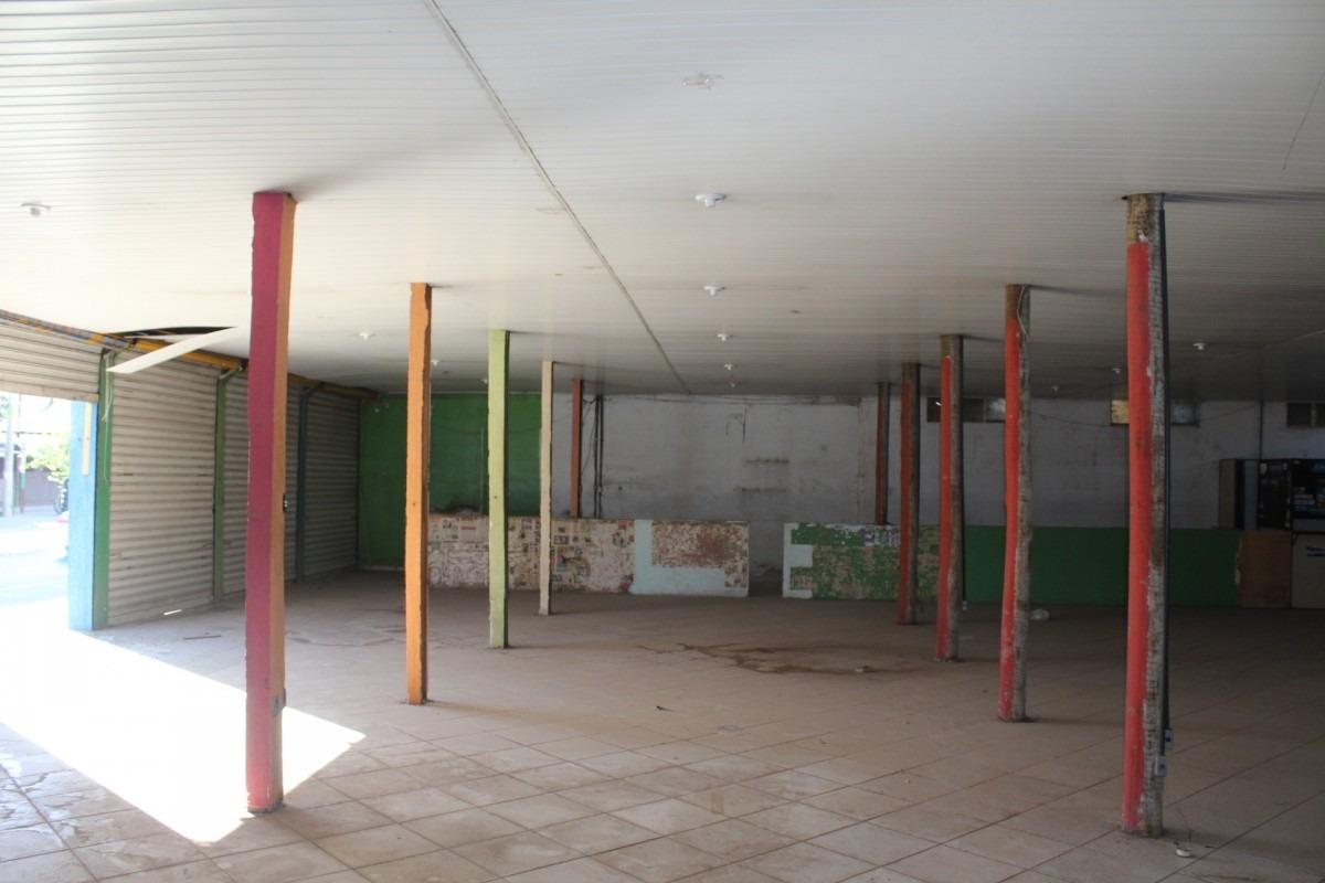 ponto comercial para locação anual no edgar pereira em monte - com22