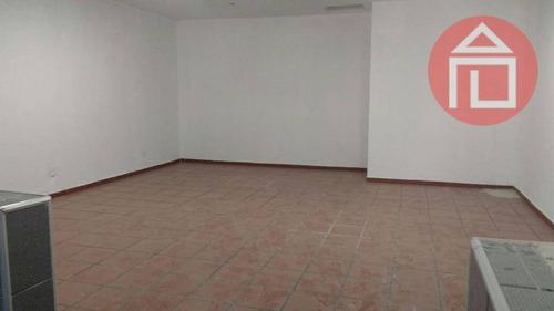 ponto comercial para locação, centro, bragança paulista. - pt0088