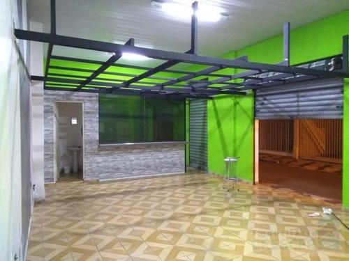 ponto comercial para locação em mogi das cruzes, centro, 1 banheiro - pcl018