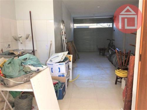 ponto comercial para locação, lavapés, bragança paulista. - pt0081