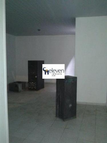 ponto comercial para locação nazaré salvador com 500 m², 1 vaga. - pt00019 - 32674999