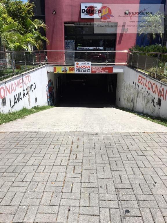 ponto comercial para possível loja de som, centro automotivo, troca de oléo. otima localização - sl0026