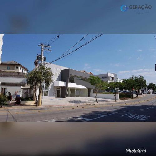 ponto comercial para venda e locação, urbanova, são josé dos campos - pt0132. - pt0132