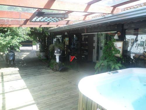 ponto comercial para venda e locação, vila helena, atibaia. - pt0011