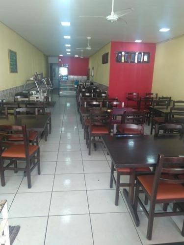 ponto comercial para venda em mogi das cruzes, centro, 2 banheiros - pcv01