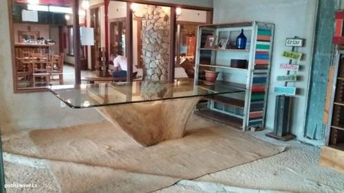 ponto comercial para venda em teresópolis, vargem grande, 2 banheiros - c42