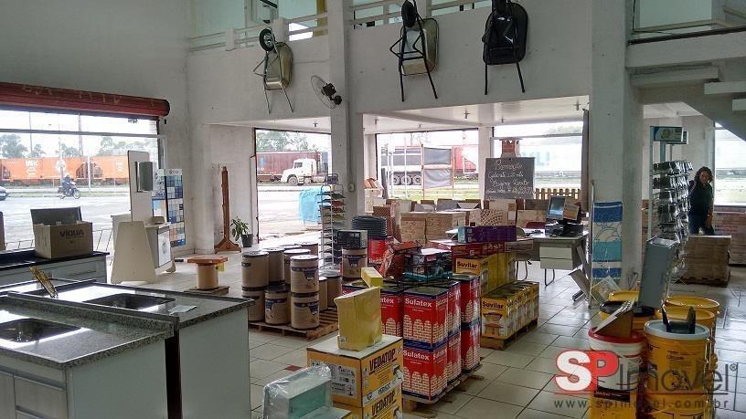 ponto comercial para venda por r$900.000,00 - jardim boa esperança, guarujá / sp - bdi18957