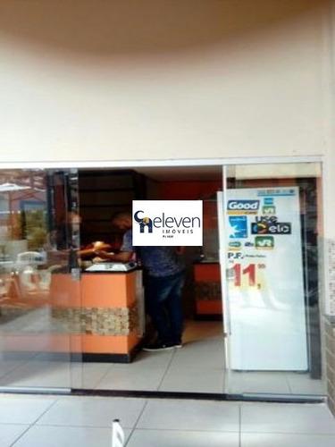 ponto comercial restaurante para venda cabula, salvador 60 m² r$ 200.000,00 - tjn356 - 4567495