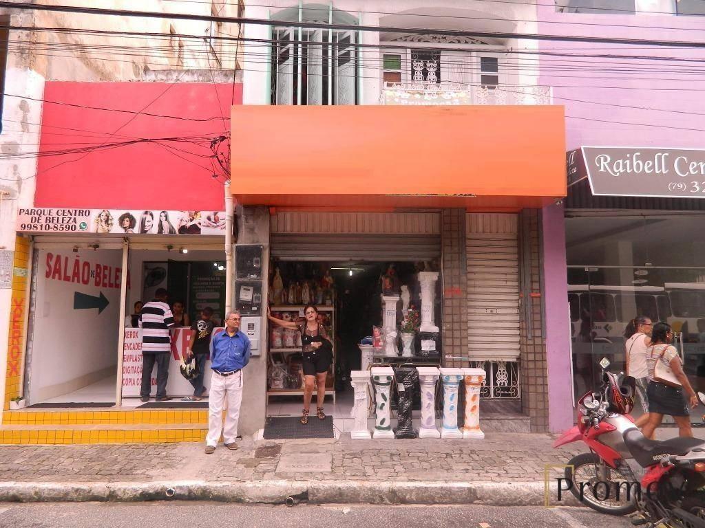 ponto comercial à venda - centro - aracaju/se - pt0010